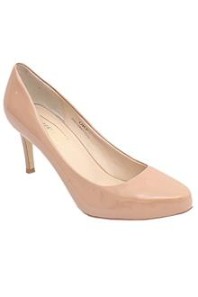 M&S Autograph Beige Ladies Heel Shoe