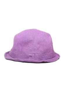 7X Collection Fadora Purple Hat
