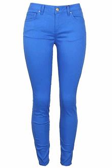 M&S Blue Ladies Chinos