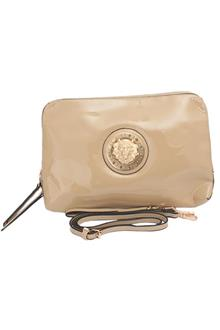 Fashion Beige Ladies Clutch Purse